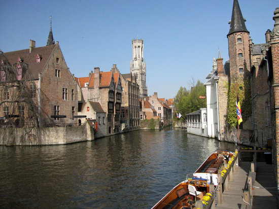 Cote Canal: Beautiful Bruges