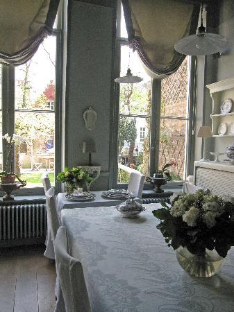 Cote Canal: Breakfast room
