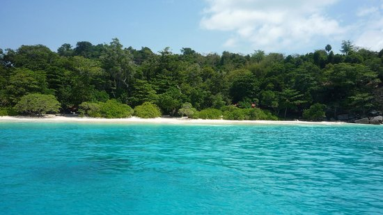 Similan Islands, Tajlandia: Similan I
