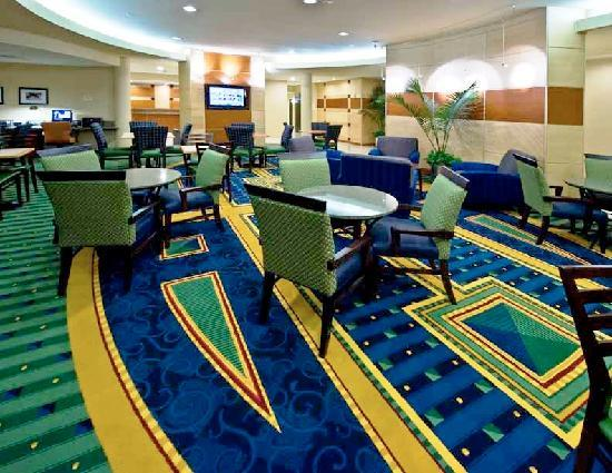 SpringHill Suites Columbus : Lobby