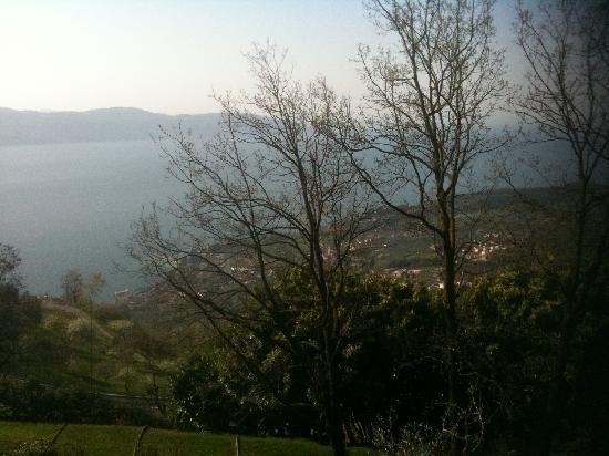 Lefay Resort & Spa Lago di Garda: il lago dall'alto