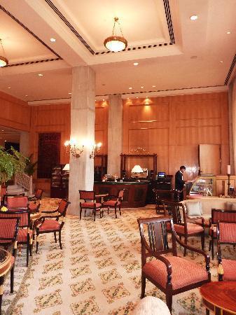Taj Mahal Hotel : le bar