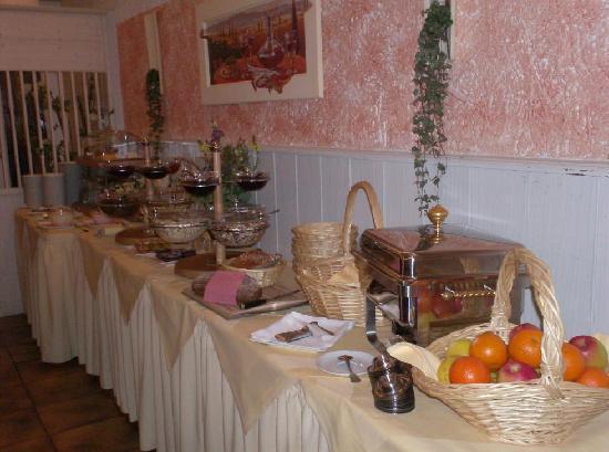 Hotel Alpenhof : breakfastbuffet