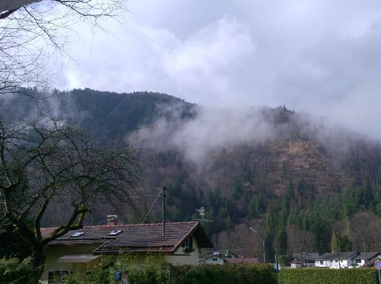 Hotel Alpenhof : view outside 2