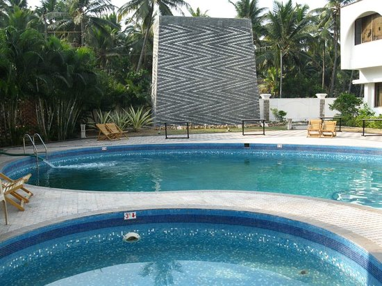 Udupi, Indie: Nice swimming pool