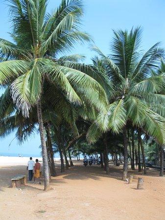 Udupi, Indien: Malpe Beach