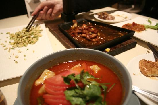 Yoyo Hotel: Dinner - divine