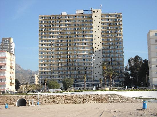 Hotel Poseidon Playa: Hotel poseidón playa
