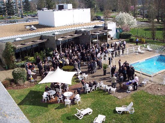Hotel Novotel Le Mans: voyage d affaire pour un seminaire