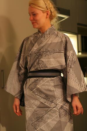 Citadines Shinjuku Tokyo: Kimono in the room