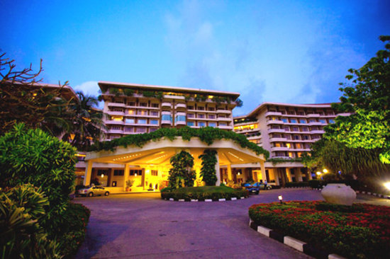 Taj Samudra Colombo: Best in its category