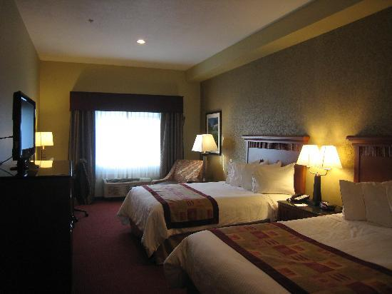 Best Western Plus Canyon Pines: Our Double Room 1