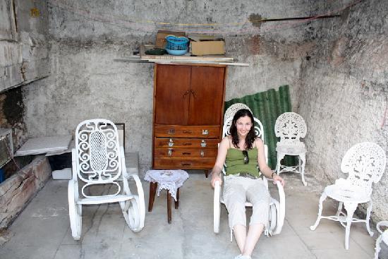 Casa Aleida : Roof-top terrace