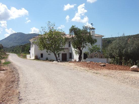 Casa Olea - front view