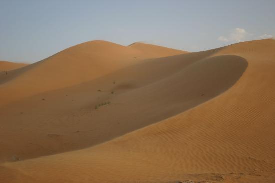 Ibra, Oman: Sharqiya dunes