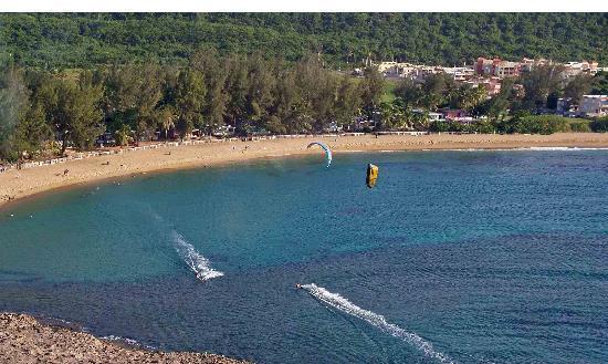 Parador Villas del Mar Hau: Montones Beach