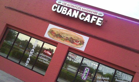 Los Autenticos Cuban Cafe