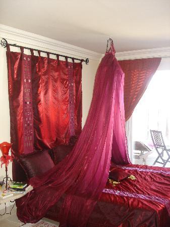 Плайя-Сиди-Мехрез, Тунис: Chambre