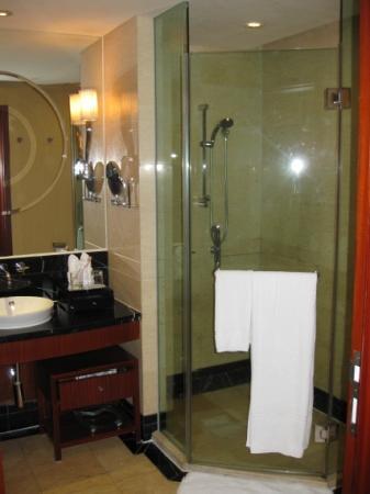 Chamen Hotel: baño
