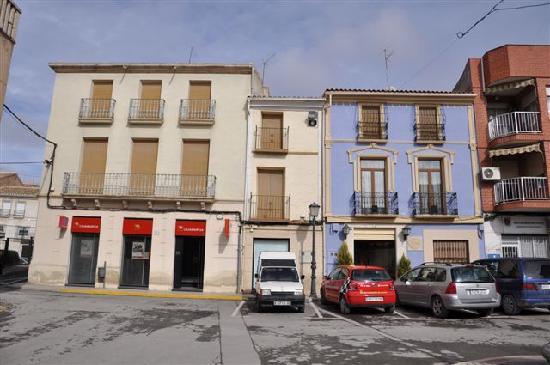 Pinoso, Spanje: exterior 1