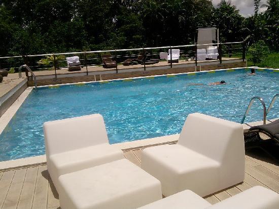 Royal Torarica: pool area