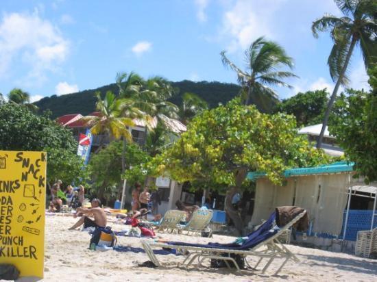 Sapphire beach, St. Thomas