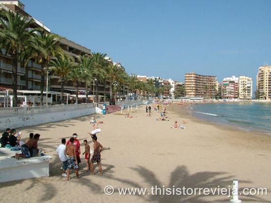 Super Playa del cura - Foto van Torrevieja, Costa Blanca - TripAdvisor HR-55