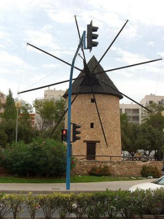 Торревьеха, Испания: El molino