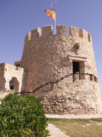 Торревьеха, Испания: Torre del moro