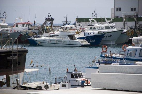 Garrucha, Spanyol: Harbour