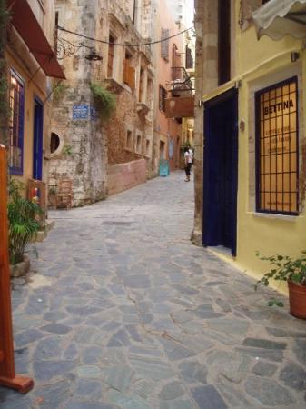 Chania Town, Greece: i chania