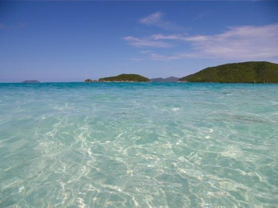 Cinnamon Bay: Crystal clear on St. John
