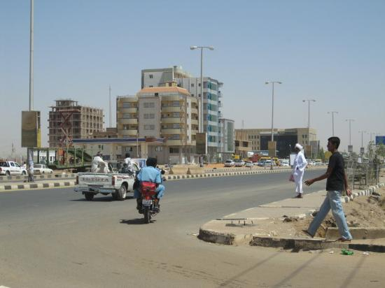 quiet before the storm ... Today they total ban on photographing Khartoum! They say they will pu