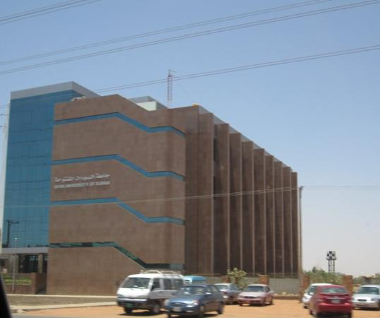 Khartoum, Sudán: Open University Of Sudan