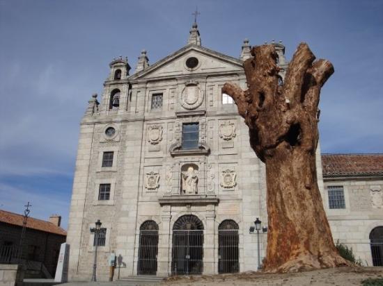 Ávila, España: Iglesia de Santa Teresa