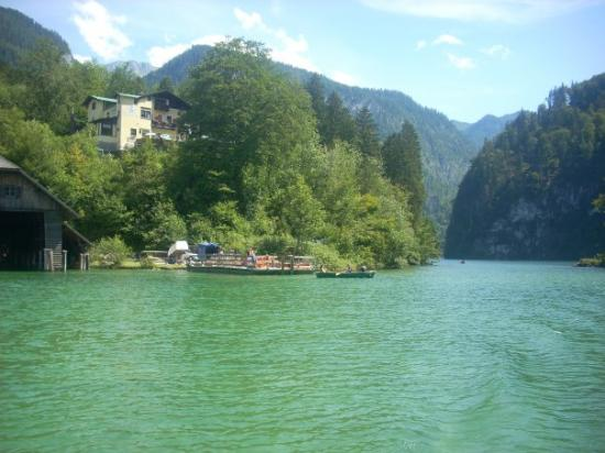 Berchtesgaden, Allemagne : Königssee -