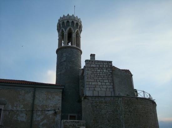 Sergej Masera Maritime Museum (Pomorski muzej): Slovenia, Piran - Lighthouse