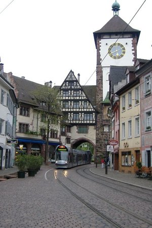 Freiburg im Breisgau, ألمانيا: Freiburg im Breisgau, Baden-Wurttemberg, Germany