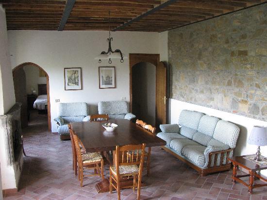 Quercia al Poggio: Beautiful and comfortable interier