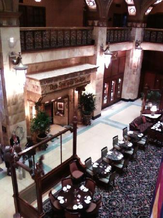 The Brown Palace Hotel and Spa, Autograph Collection: My husband treated me to a spa day for my 50th Bday- Wow!