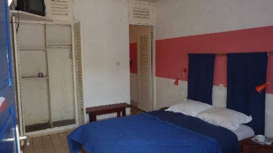 Hotel du Phare : Small room at du Phare