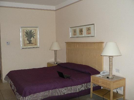 Jaz Makadi Star & Spa: La habitacion muy limpia y comoda
