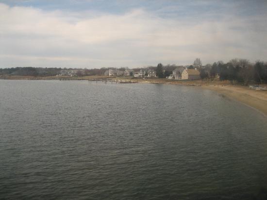 South Boston : このような穏やかな海は日本ではあまり見れません。