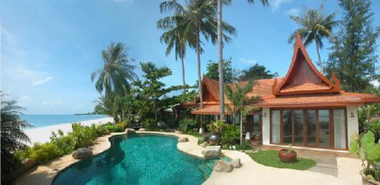 ساموي بيتش فيليدج: Experience true beachfront luxury