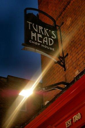 Turk's Head: turks head