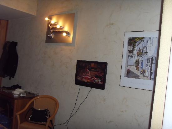 Hotel Montevecchio : tv camera