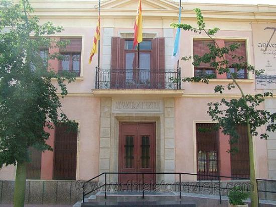 Torrevieja, Spanien: Auyntamiento