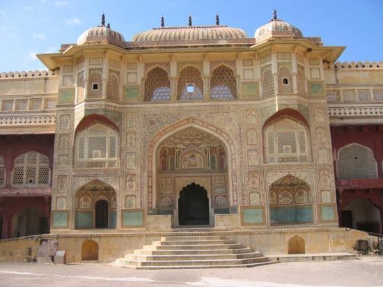 Jaipur, India: Palacio del Fuerte Amber