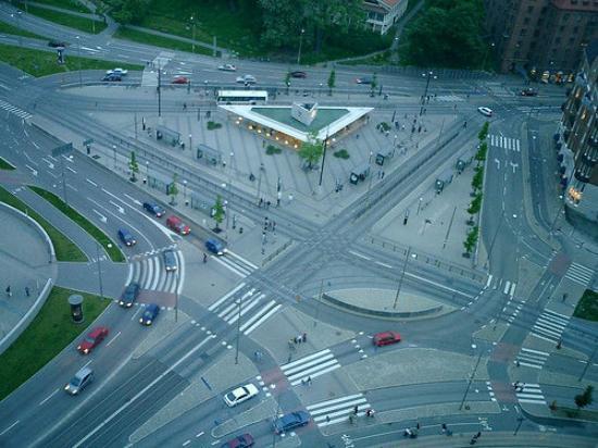 Gotemburgo, Suecia: Korsvägen
