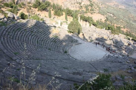 Delfos, Grecia: Delfi